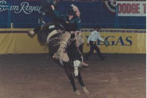 Dec 2, 1996 WNFR - 46, Idaho & Rod Hay