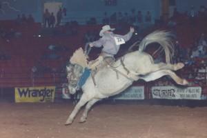6th Annual Buck-a-Thon March 1-2, 1996 - 58, Silver Bells & Ed Duferren