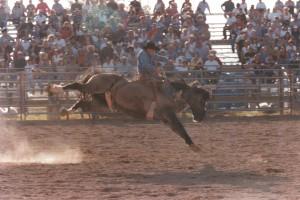 Sept 1999 - 720, Smokey & Cliff Norris, Photo Credit: Lane DeWitt