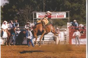 San Dimas October 1997 - Bareback