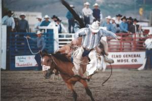 Silver State Stampede Elko, NV July l8-l9, 1997 - SB Horse, T.K.O