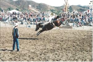 Temecula, CA 1994 - Saddlebronc
