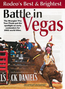 Western Horseman Battle in Vegas Sept 2002 pg 1