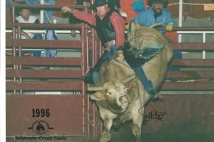 WIlderness Circuit FInals Nov 1996 - X22, Bratty Brandy & Shane Frost
